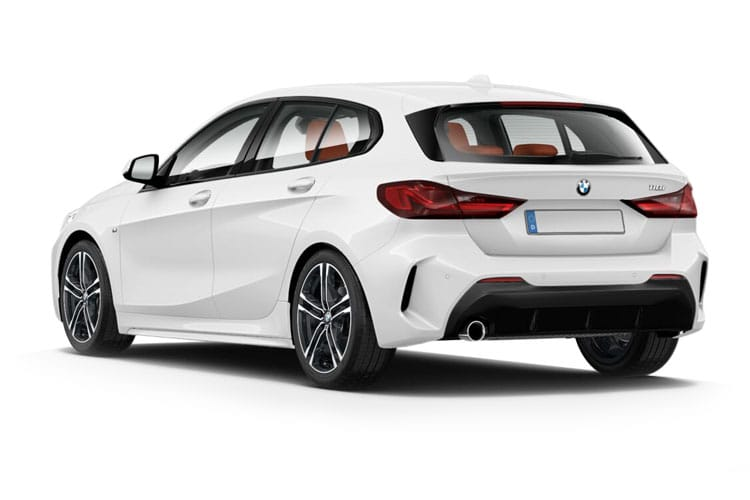 BMW 1 Series 118 Hatch 5Dr 2.0 d 150PS M Sport 5Dr Auto [Start Stop] [Pro] back view