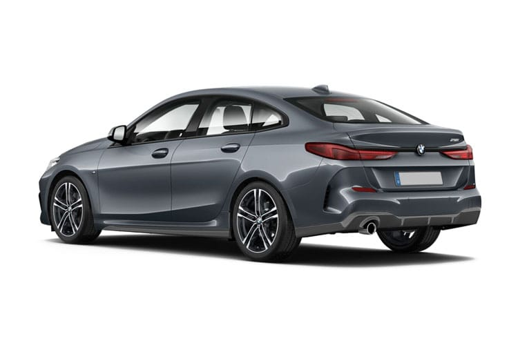 BMW 2 Series 220 Gran Coupe 2.0 d 190PS M Sport 4Dr Auto [Start Stop] back view