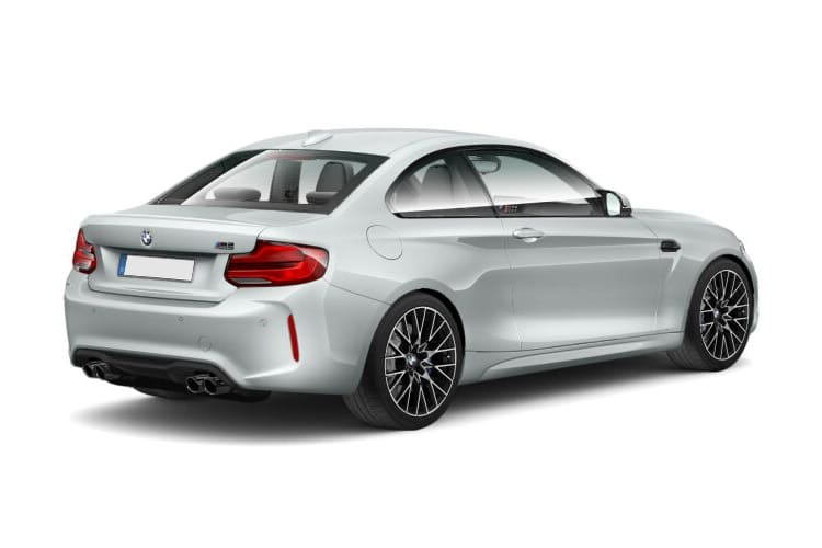 BMW 2 Series M2 Coupe 3.0 BiTurbo 410PS Competition 2Dr Manual [Start Stop] back view