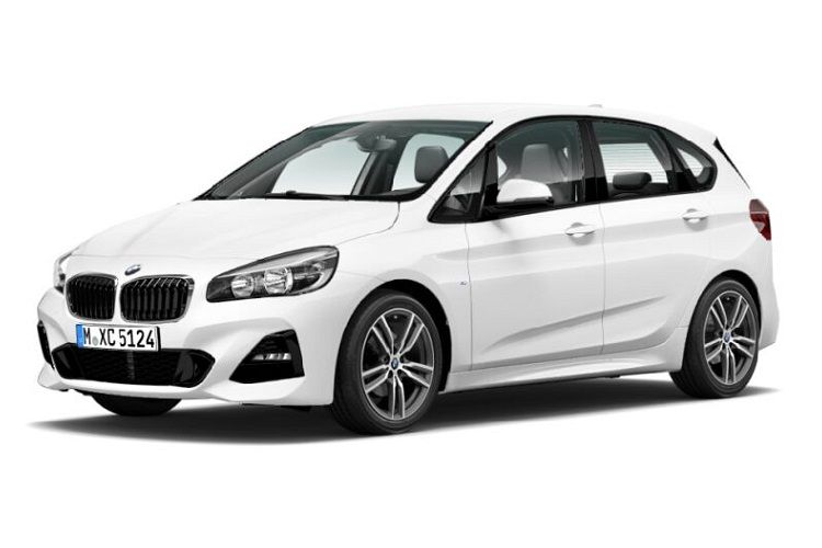 BMW 2 Series Tourer 216 Active Tourer 1.5 d 116PS SE 5Dr Manual [Start Stop] [Tech II] front view