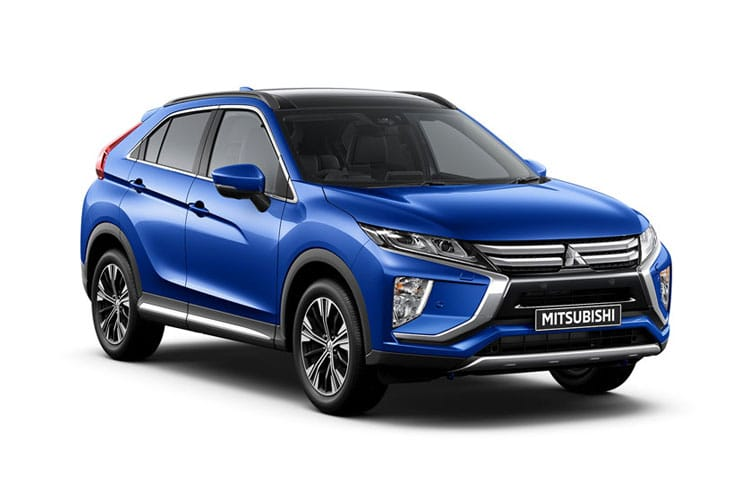 Mitsubishi Eclipse Cross SUV 1.5 T 163PS Design SE 5Dr Manual [Start Stop] front view