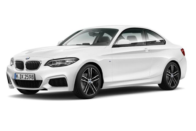 BMW 2 Series M2 Coupe 3.0 BiTurbo 410PS Competition 2Dr Manual [Start Stop] front view