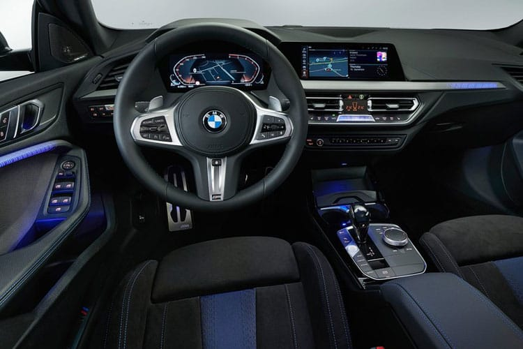 BMW 2 Series 220 Gran Coupe 2.0 d 190PS M Sport 4Dr Auto [Start Stop] inside view