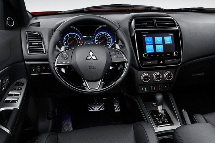 Mitsubishi ASX SUV 2wd 2.0 MIVEC 150PS Dynamic 5Dr Manual [Start Stop] inside view