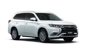 Mitsubishi Outlander SUV car leasing